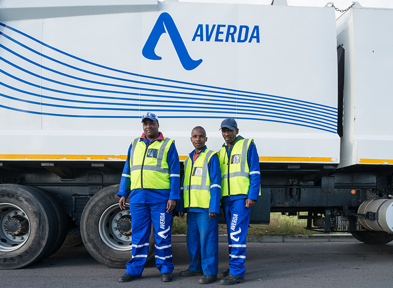 Averda team working