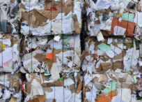 South Africa recycles paper