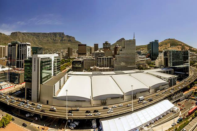 The CTICC hopes to reduce it's reliance on Cape Town's water grid.