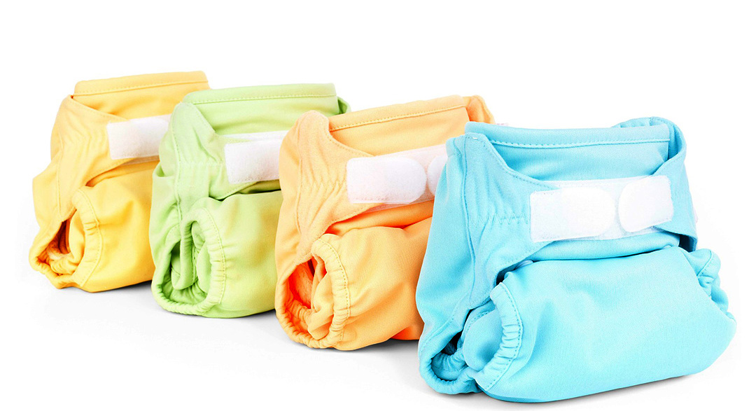 Reusable sanitary products