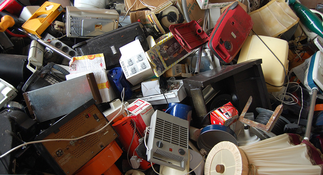 What to do with your e-waste