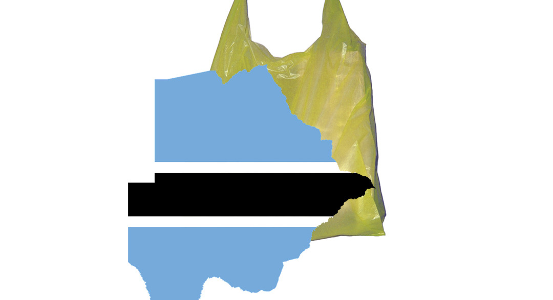 Botswana outlaws plastic bags from November 2018