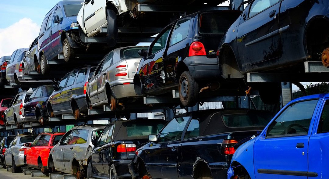 search used car parts recycle