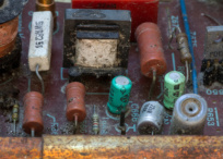 Recyclers using electronic components