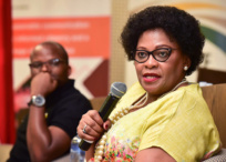 Nomvula Mokonyane announces plan to regularise hazardous waste
