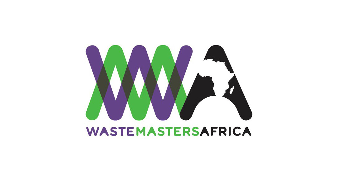 Waste Masters Africa card game logo