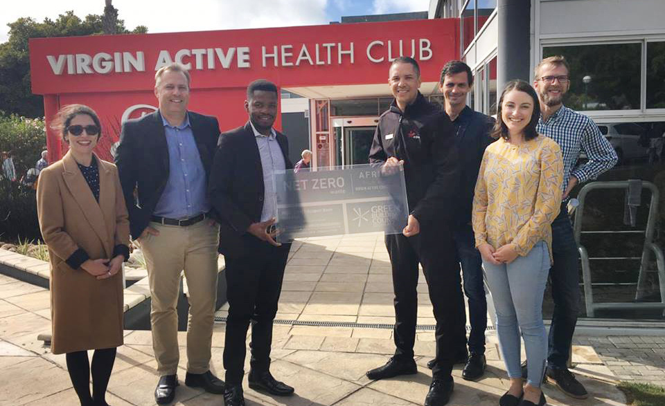 Virgin Active Constantia receives net-zero waste rating