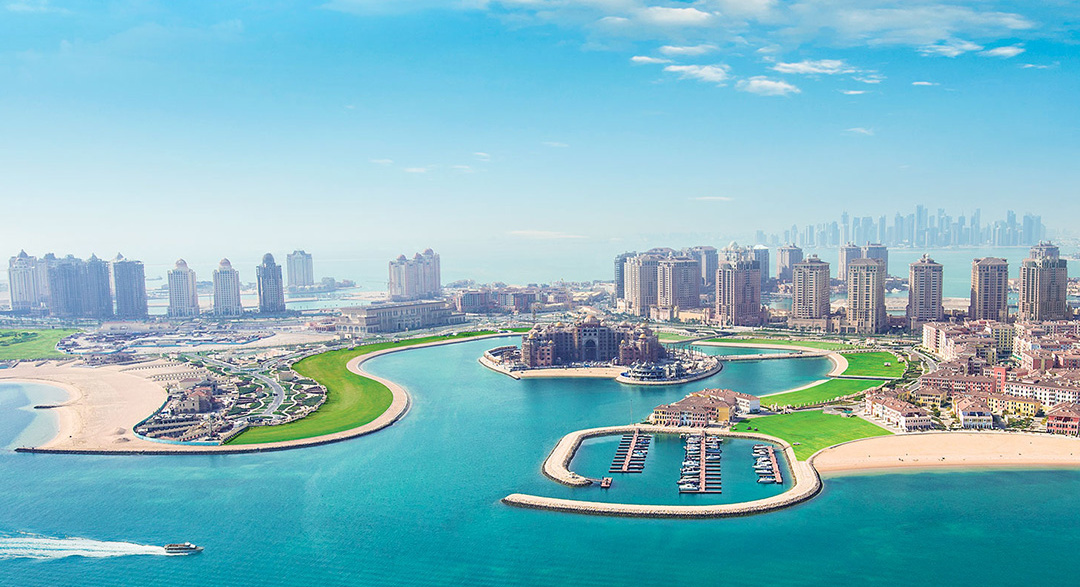 The Pearl-Qatar waterfront development